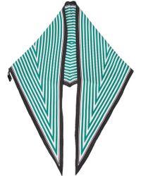 Haider Ackermann - Diamond Stripe Scarf - Lyst