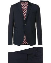 Valentino - Formal Two-piece Suit - Lyst