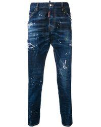 DSquared² - 'Sexy Twist' Jeans - Lyst