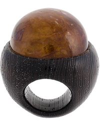 Monies - Unique Ring - Lyst