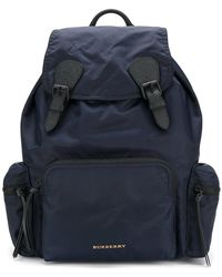 Burberry - The Extra Large Rucksack - Lyst