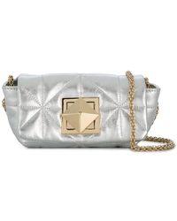Sonia Rykiel - Quilted Crossbody Bag - Lyst