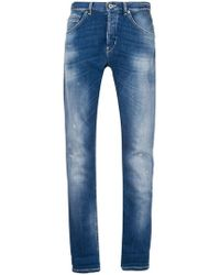 Dondup - Tapered-Jeans - Lyst