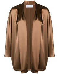 Gianluca Capannolo - Satin Jacket - Lyst