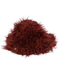 Marni - Furry Hat - Lyst
