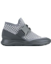 Christopher Kane - Hotfix High-top Sneakers - Lyst