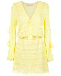 Cecilia Prado - Rosália Knit Dress - Lyst