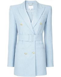 Alice McCALL That's All Short Coat - Blue