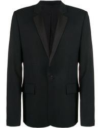 Ann Demeulemeester - Single Button Dinner Jacket - Lyst