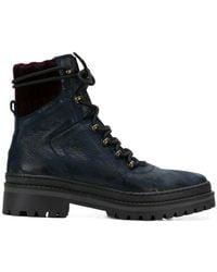 Tommy Hilfiger - Modern Hiking Boots - Lyst