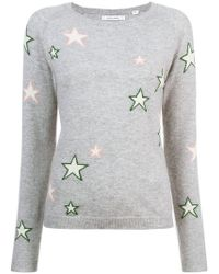 Chinti & Parker - Star Print Sweater - Lyst