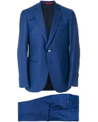 Isaia - Classic Two Piece Suit - Lyst