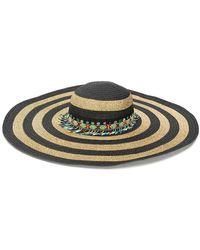 Etro - Beaded Sun Hat - Lyst