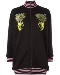 Giamba - Pineapple Print Bomber Jacket - Lyst