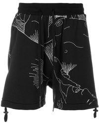Boris Bidjan Saberi 11 - Chic Design Shorts - Lyst
