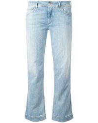 The Seafarer - Bootcut-Cropped-Jeans - Lyst