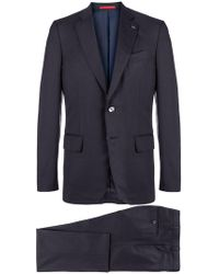 Isaia - Two Piece Suit - Lyst
