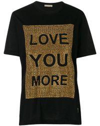 Elie Saab - Printed T-shirt - Lyst