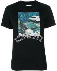 Facetasm - Printed T-shirt - Lyst