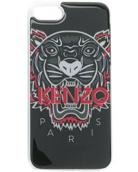 KENZO - Tiger Iphone 7 Case - Lyst