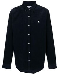 Carhartt - Corduroy Button-down Shirt - Lyst