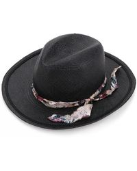 Undercover - Patterned Band Hat - Lyst