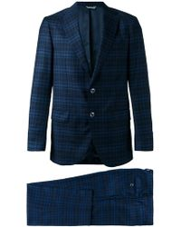 Fashion Clinic - Two-piece Plaid Suit - Lyst
