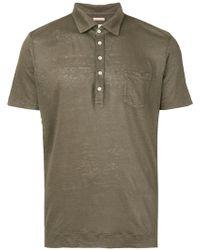 Massimo Alba - Patch Pocket Polo Shirt - Lyst