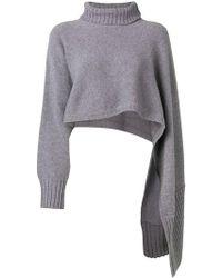 Dorothee Schumacher - Roll Neck Sweater Scarf - Lyst