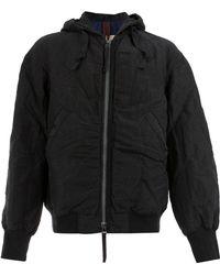 Ziggy Chen - Hooded Zip Up Jacket - Lyst
