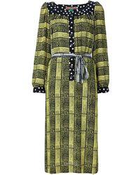 Duro Olowu Robe-tunique imprimée