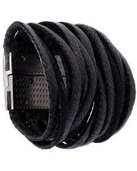 UMA | Raquel Davidowicz - Terraco Leather Bracelet - Lyst