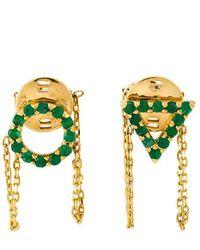 Eshvi | 'may' Earrings | Lyst