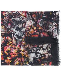Barbara Bui - Patterned Scarf - Lyst