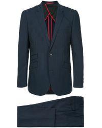 Loveless - Two Piece Pinstripe Suit - Lyst