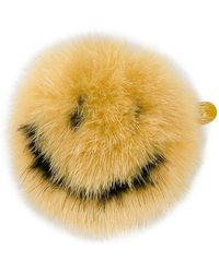 Anya Hindmarch - Smiley Face Sticker - Lyst