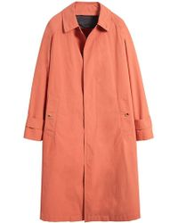 Burberry - Reissued Car Coat With Detachable Warmer - Lyst