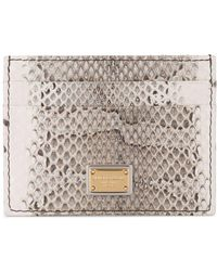 Dolce & Gabbana Dauphine Cardholder