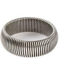 Janis Savitt | Wide 'cobra' Bracelet | Lyst