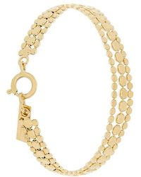 Isabel Marant - Flat Bead Chain Necklace - Lyst