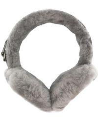UGG - Shearling Ear-muffs - Lyst