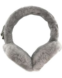 UGG - Shearling Ear-muffs - Lyst