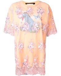 Night Market - Magic Eeyore Print T-shirt - Lyst