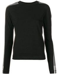 Y-3 - Stripe Long Sleeve T-shirt - Lyst