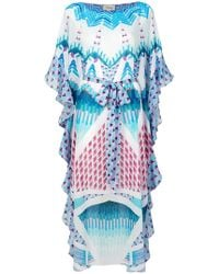 Temperley London - Cote Sunshade Kaftan Dress - Lyst