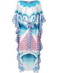Temperley London - Cote Sunshade Kaftan Dress - Lyst