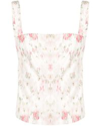 Brock Collection - Tayten Cherry Blossom Top - Lyst