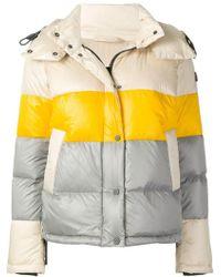 Peuterey - Padded Colour Block Jacket - Lyst
