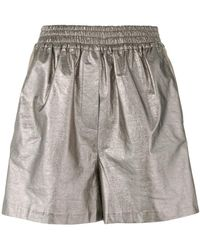Nude - Loose Fit Shorts - Lyst