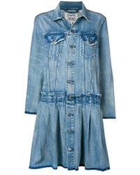 Levi's - Denim Jacket Dress - Lyst
